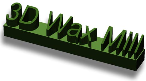 for a complete cad jewelry and cam system visit 3D Wax Mill